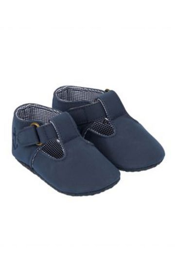 Mothercare | Navy Casual Slip-ons