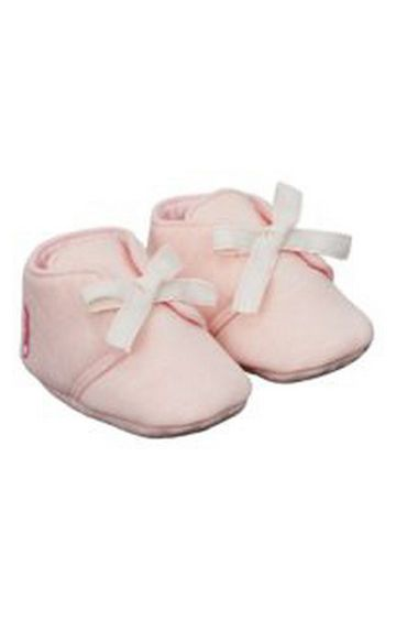 Mothercare | Pink Casual Slip-ons