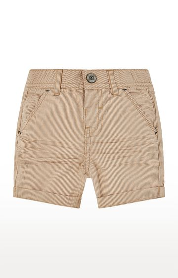 Mothercare | Stone Striped Shorts
