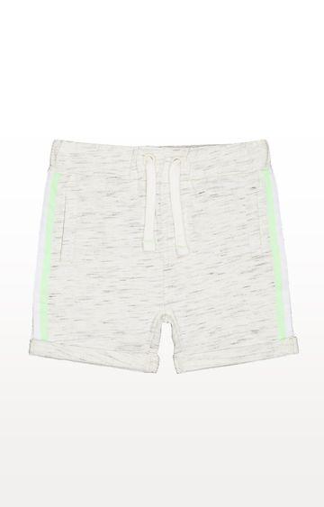 Mothercare | Grey Melange Shorts