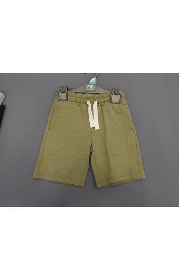 Mothercare | Green Melange Shorts