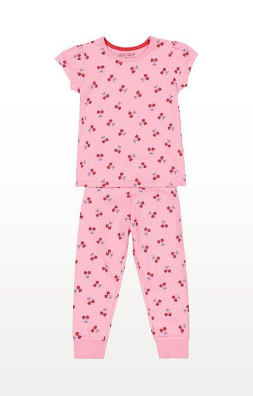 Mothercare | Pink Cherry Pyjamas