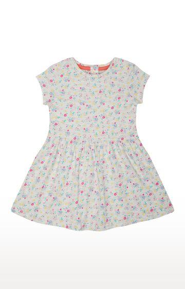 Mothercare | Grey Printed Dress