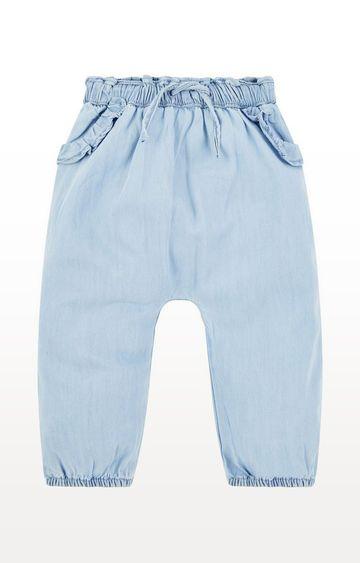 Mothercare | Light Wash Denim Trousers