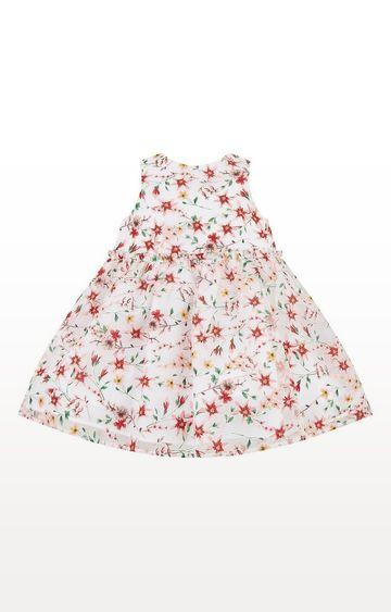 Mothercare | Oriental Flower Prom Dress