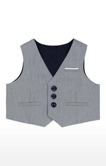 Mothercare | Grey Melange Waistcoat