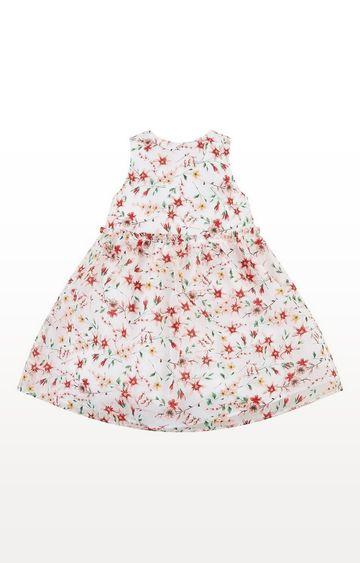 Mothercare   Oriental Flower Prom Dress
