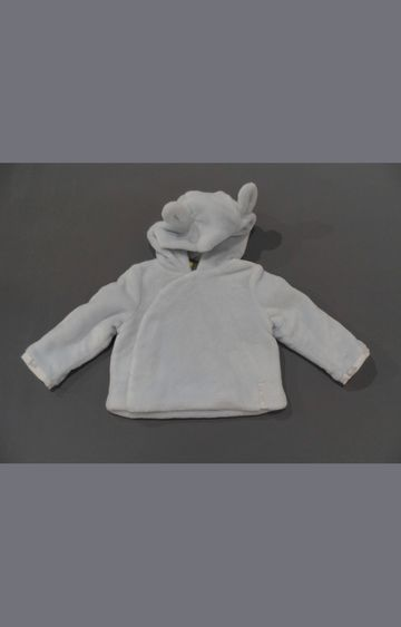 Mothercare | White Solid Jacket