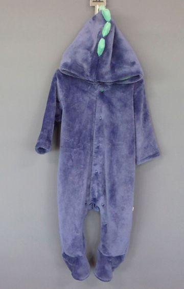 Mothercare | Purple Solid Romper