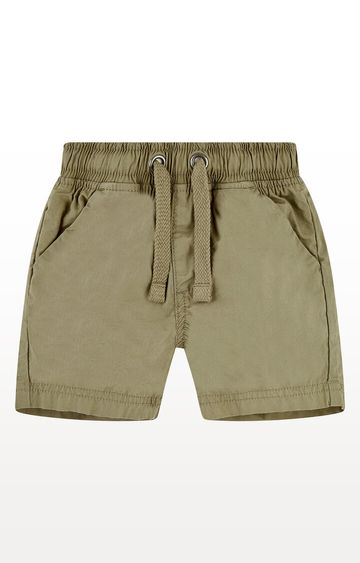 Mothercare | Khaki Poplin Shorts