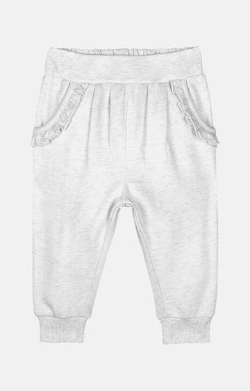 Mothercare | Oatmeal Frilly Joggers