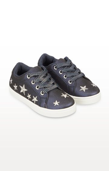 Mothercare | Navy Star Trainers