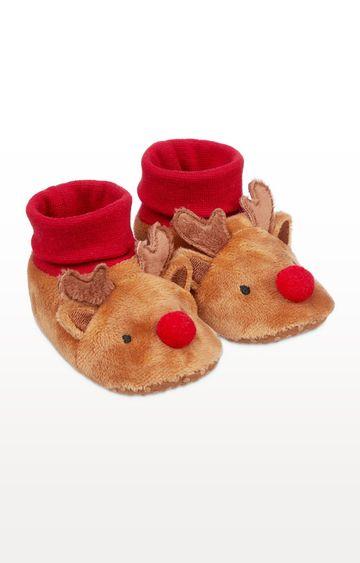 Mothercare | Reindeer Socktops