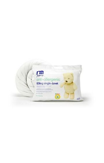 Mothercare   White Solid Duvet