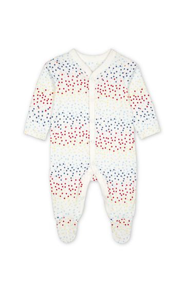 Mothercare | White Printed Romper