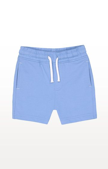 Mothercare | Blue Jersey Shorts