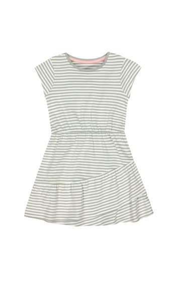Mothercare | Grey Striped Dress