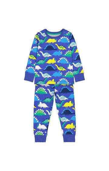 Mothercare   Blue Printed Pyjamas