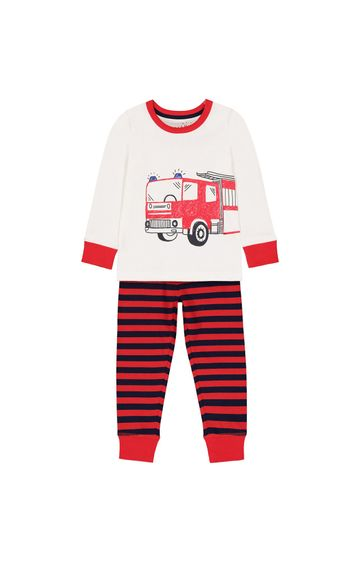 Mothercare | Cream Printed Pyjamas