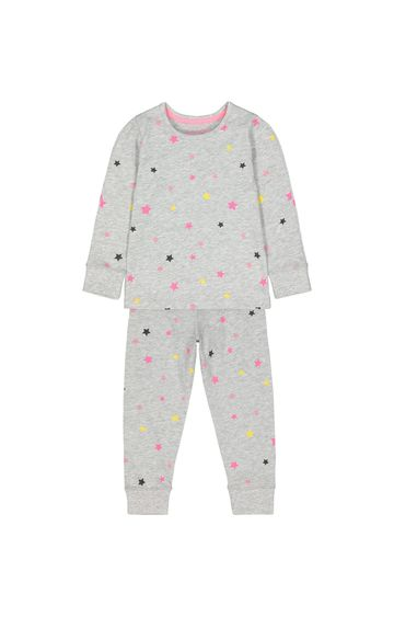 Mothercare | Grey Printed Pyjamas