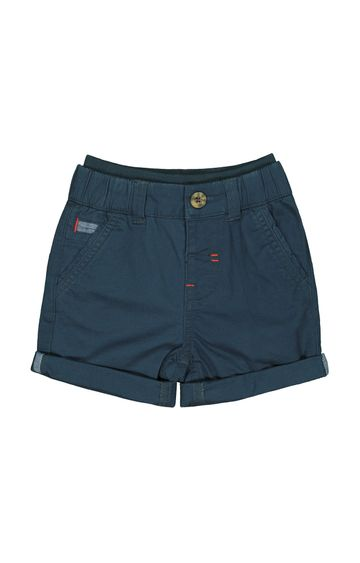 Mothercare   Navy Solid Shorts