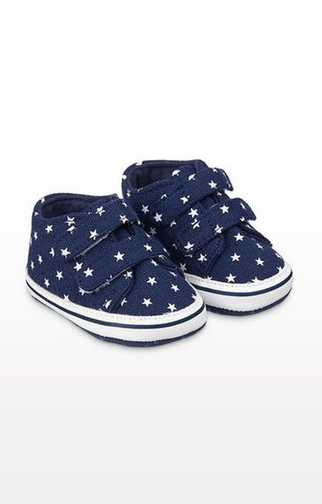 Mothercare | Star Canvas Pram Trainers