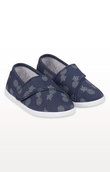 Mothercare | Pineapple Canvas Pumps