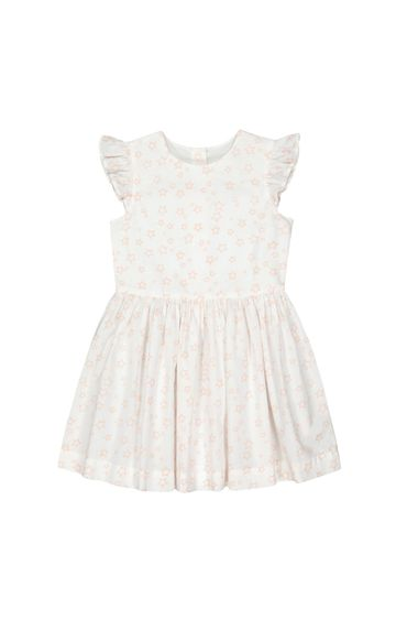 Mothercare   White Printed Frock