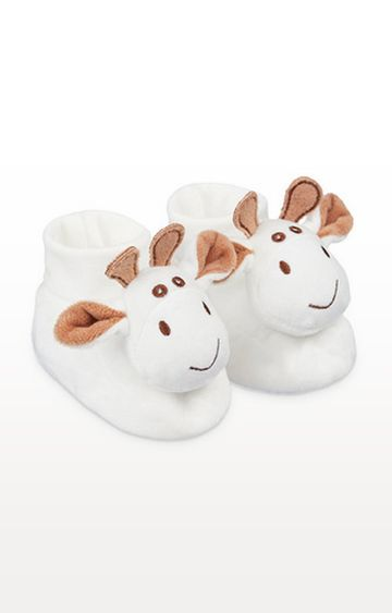 Mothercare | Cow Rattle Sock Top Baggies