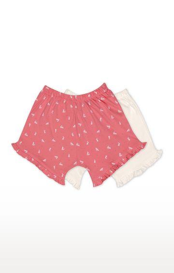 Mothercare   Girls Shorts - Multicoloured