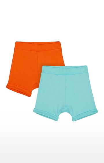 Mothercare   Boys Shorts - Red and Blue