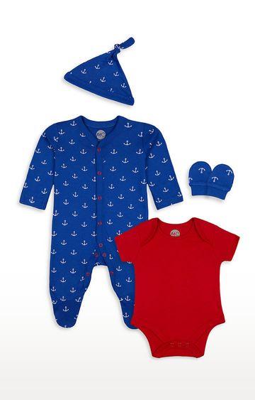 Mothercare | Boys 4Pc Clothing Set - Multicoloured