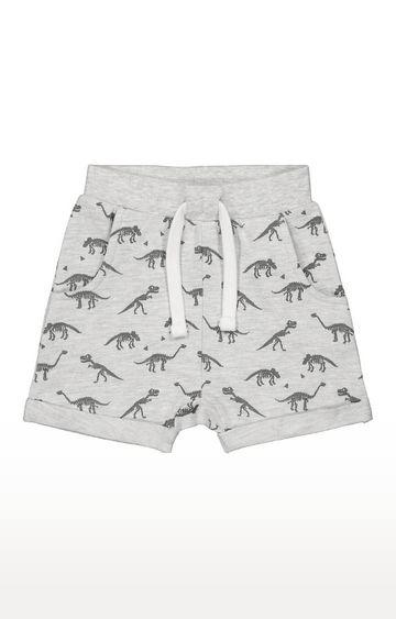 Mothercare | Boys Shorts - Printed Grey