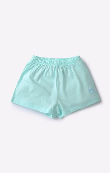 Mothercare   Blue Girl Shorts