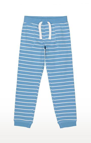 Mothercare | Boys Jogger - Striped Blue