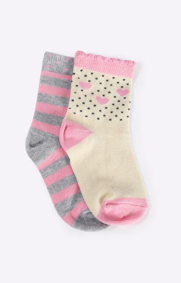 Mothercare | Multicoloured Girl Socks