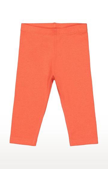 Mothercare | Girls Leggings - Orange