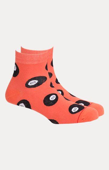 Soxytoes | Coral Printed Socks