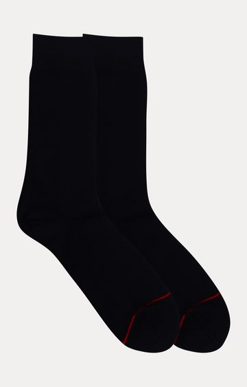Soxytoes | Black Solid Socks