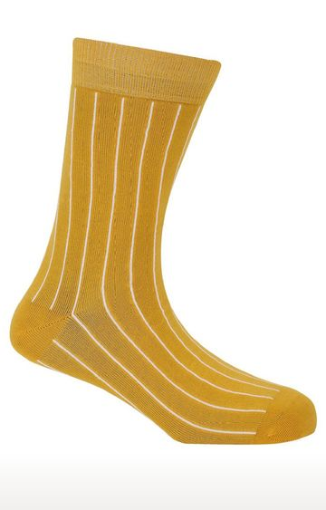 Soxytoes | Sunbeam Yellow Free Size Cotton Socks