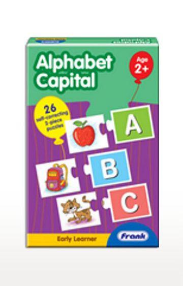 Beados | Frank Alphabet Capital Puzzle
