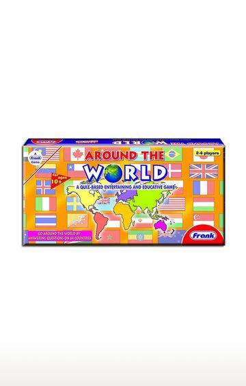 Beados | Frank Around The World Puzzle