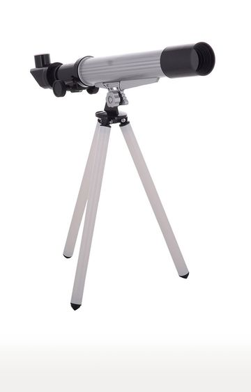Hamleys | Silver Telescope