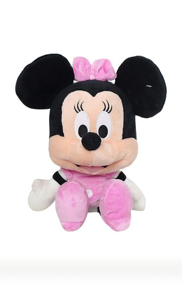 Beados | Disney Minnie Big Head Soft Toy