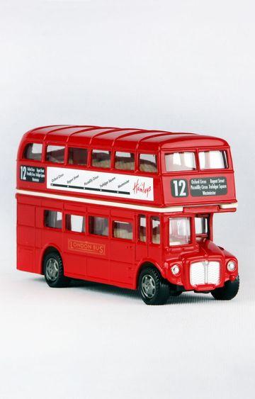 Beados | Red London Double Decker Bus