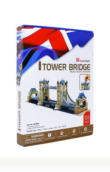 Beados | 3D Puzzle Of Tower Bridge