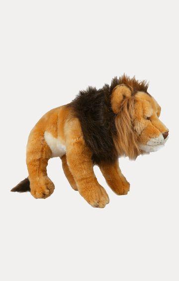 Hamleys   Lion Wild Animal Plush Soft Toy