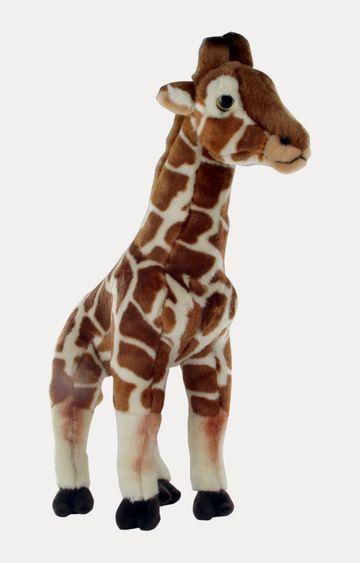 Hamleys | Brown Giraffe Godfrey