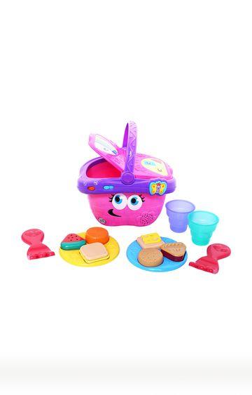 Beados   Pink Picnic Basket