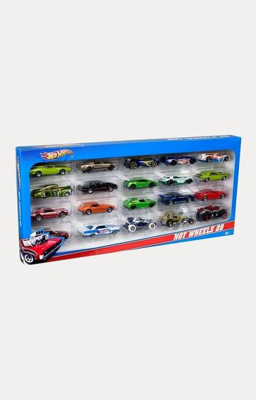 Beados | Hot Wheels 20 Car Gift Pack
